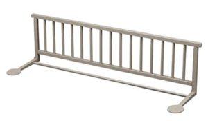 barriere de lit combelle gris clair